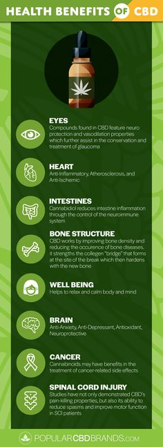 The Facts About CBD Oil