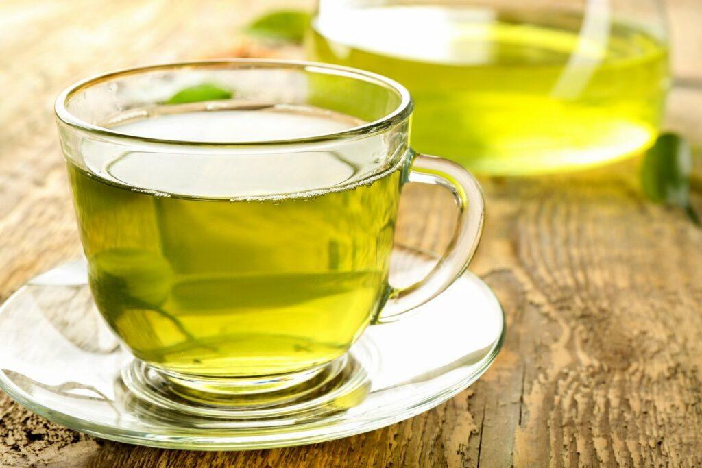 Endorphins Supplements Green Tea
