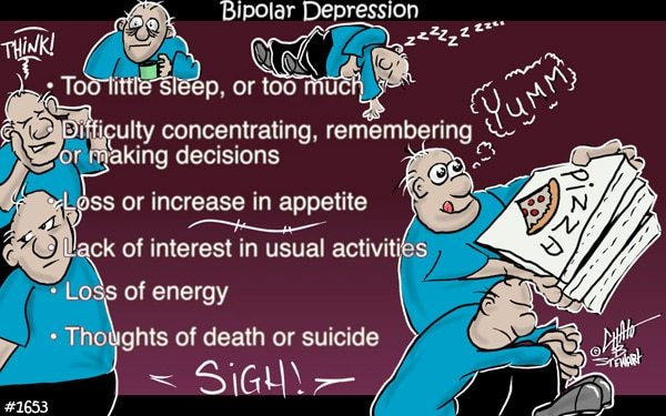 Depression: the facts - Bipolar-Depression