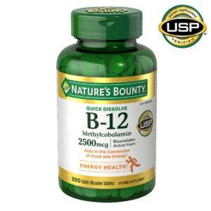 Vitamin B - B12