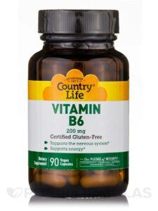 All About Vitamin B - B6