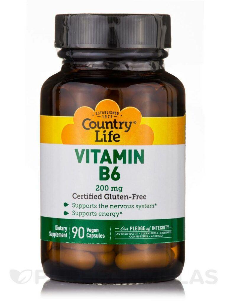Vitamin B B6