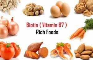 Vitamin B - B7
