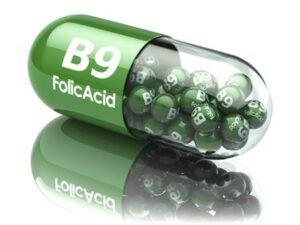 Vitamin B - B9