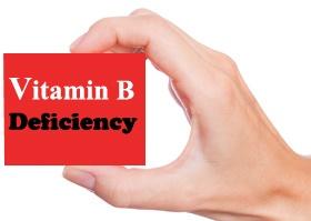 Vitamin B - Deficiency