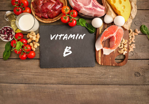 Vitamin B - Foods
