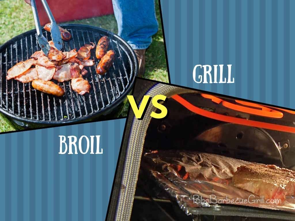 The Healthiest way to Cook Meat - Grilled and Broiled Meat
