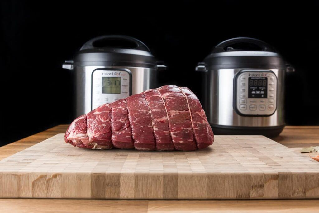 The Healthest Way to Cook Meat - Pressure Cooking Meat