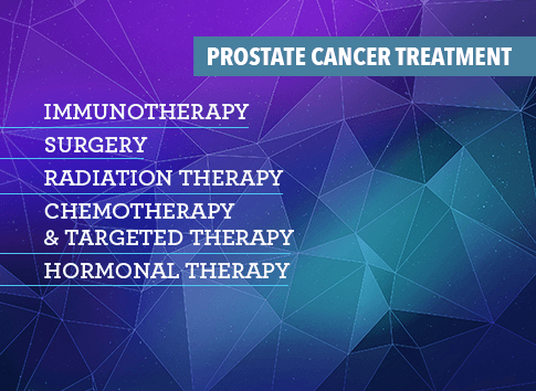 Prostate Cancer: the facts - Treatment