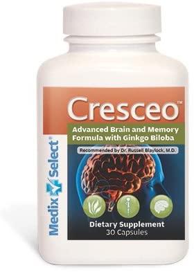 Cresceo The Brain Supplement