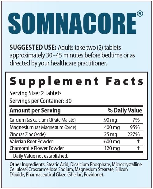 Melatonin: the facts - Sleep Supplement Ingredients