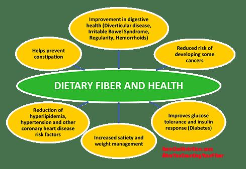 All about Dietary Fiber - Dietary Fiber Benefits