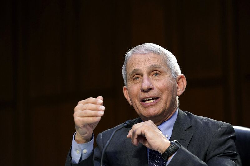 All About the Delta Variant - Dr. Fauci
