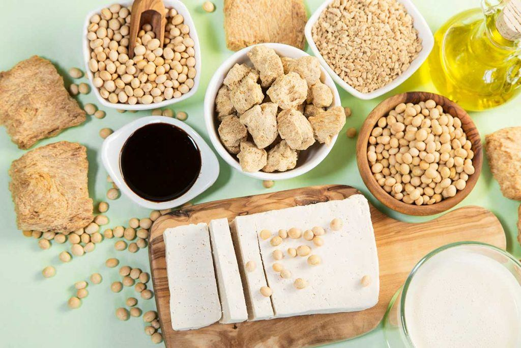 Soy: The Good and the bad - Foods that have soy