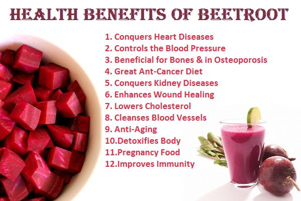 The Value of Beets - The Health Benefits of Beets