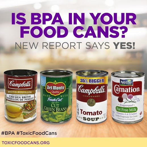 How Healthy is Canned Food - Canning BPA